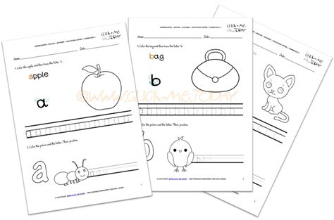 search results for beginner alphabet worksheets