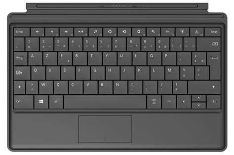 magasin cuisine plus clavier microsoft clavier type cover noir pour surface