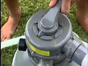 Filtre A Sable Bestway : bestway sandfilter 800 gal youtube ~ Voncanada.com Idées de Décoration