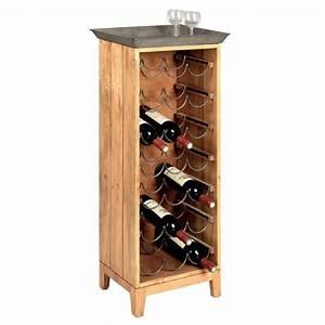 Meuble A Bouteille : meuble cave et plateau achat vente meuble range ~ Dallasstarsshop.com Idées de Décoration