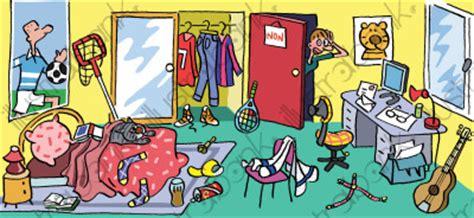 description d une chambre en anglais chambre d 39 enfant en désordre illustration autre libre de