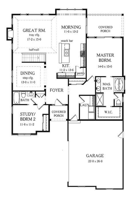 4 bedroom floor plans 2 split floor plans split house plans best images about