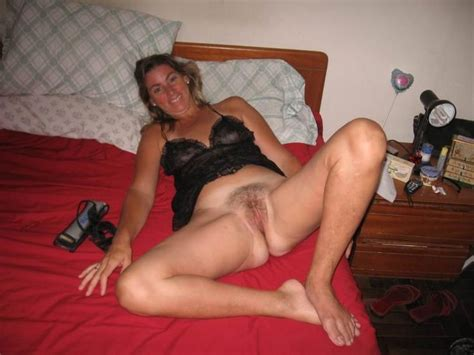 gorgeous wife shows her shaved pussy while masturbating in
