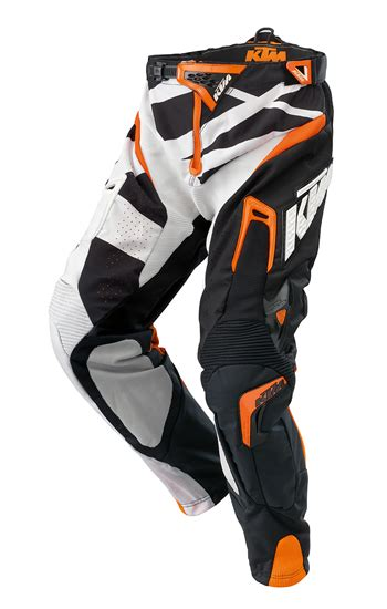 aomcmx  ktm racetech pants orange
