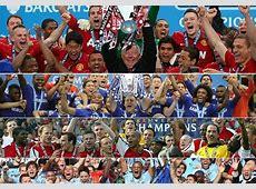 List of Premier League Winners Since 1992 & Overall