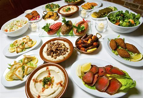 Best Lebanese Best Lebanese Dishes Part 1