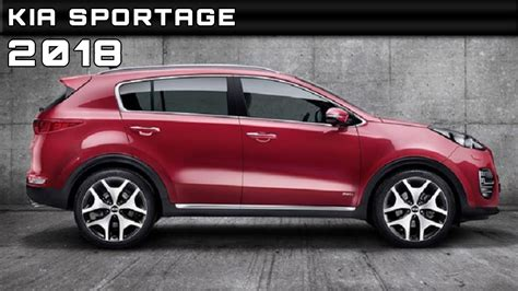 2018 Kia Sportage Review Rendered Price Specs Release Date