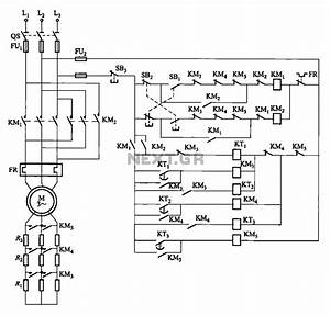 Reversing Relay Schematic Wiring Diagram