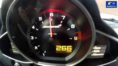 What Is 300 Km In Mph by 2014 Mclaren 650 S Acceleration 0 186 Mph