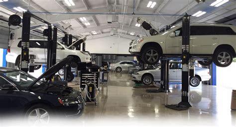 luxury auto repair shops luxury auto works