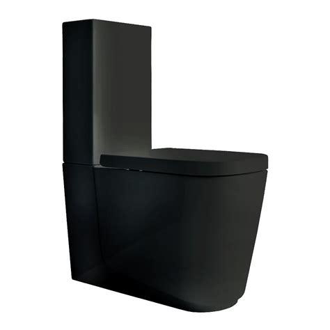 meg black toilet suite streamline products