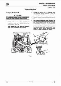 Jcb Htd5 Tracked Dumpster Service Repair Manual
