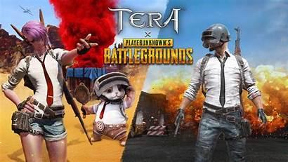 Tera Event Battlegrounds Playerunknown Collaboration Xbox Gameslaught