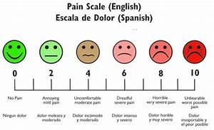 Wong Baker Scale Chart Scale Student Nurse