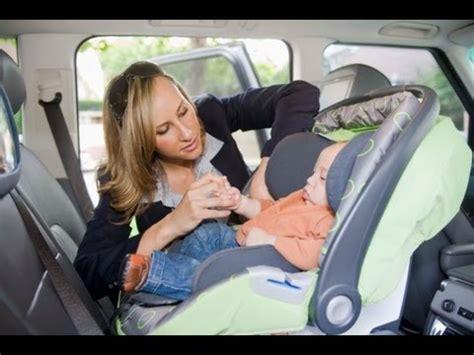 comment installer un siege auto comment installer un siège bébé par terrafemina