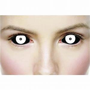 The gallery for --> White Eye Contacts That Cover The ...