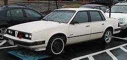 free car manuals to download 1984 pontiac 6000 electronic valve timing pontiac 6000 wikipedia
