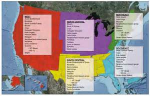 Outlaw Motorcycle Gang Territory Map