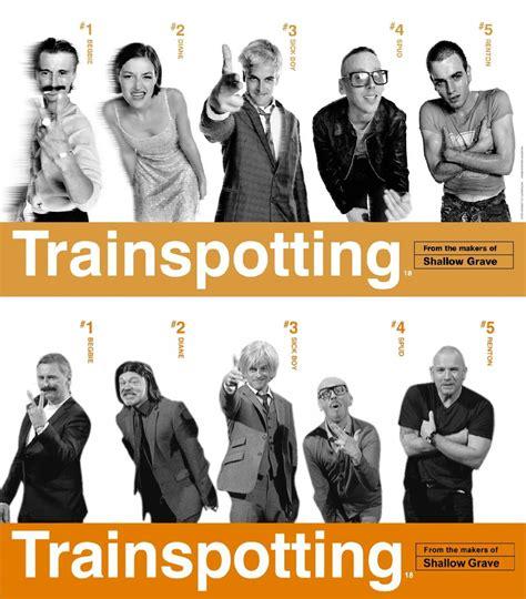 Original Trainspotting Poster (1996-2017) : movies