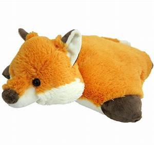 PILLOW PETS - PILLOW PETS FOX - Planet Fun