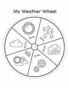 5 Best Free Printable Weather Wheel