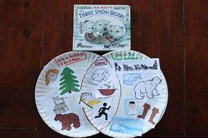 The Three Snow Bears  Venn Diagram Activity