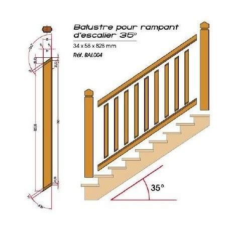 garde corps en bois pour escalier balustre pour rant d escalier en pin garde corps en bois deck linea