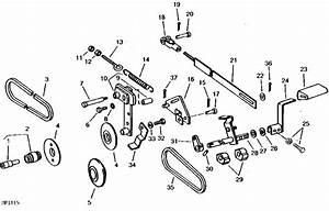 John Deere 214 Belt Diagram