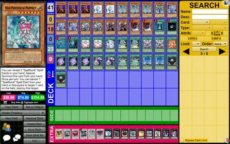Yugioh Prophecy Deck Build by Prophecy Help Yugioh