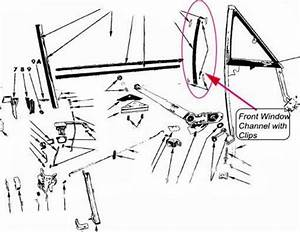 mopar door glass vent window channel seal kit coronet With 1948 dodge gas tank
