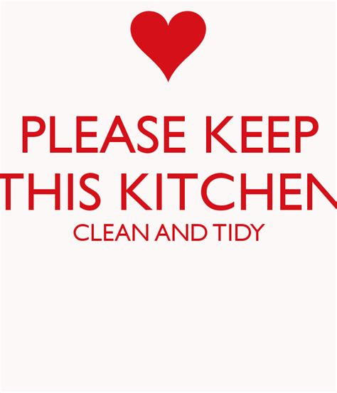 Easiest Kitchen Floor To Keep Clean by Keep The Kitchen Clean Quotes Quotesgram