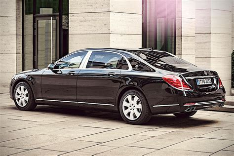 New Maybach 2017 by 2017 Mercedes Maybach S600 Guard Hiconsumption