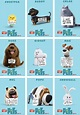 """""""Secret Life of Pets"""" Gets Adorable Character Posters ..."""