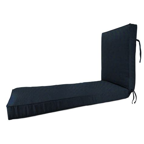 chaise navy home decorators collection sunbrella canvas navy outdoor