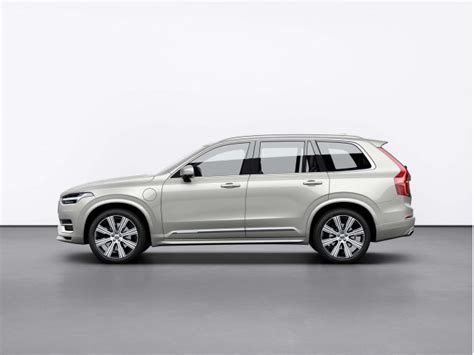 volvo 2020 android refreshed 2020 volvo xc90 crossover suv adds android auto