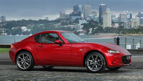 Mazda Gt 2017 by Mazda Mx 5 Rf Gt 2017 Review Snapshot Carsguide