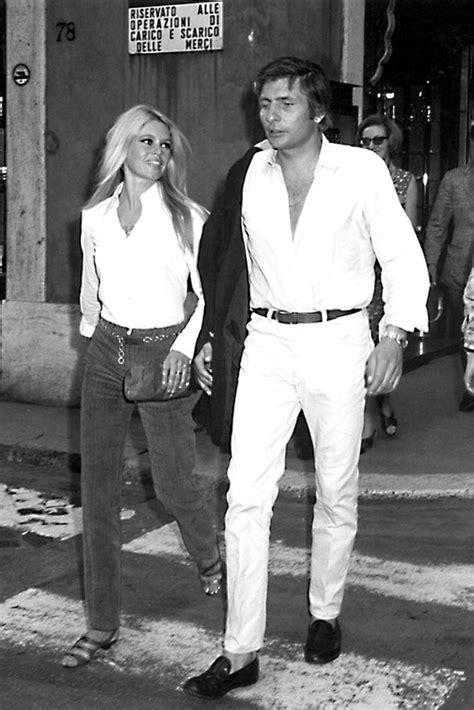 Those Stylish Couples I Brigitte Bardot And Gunter Sachs