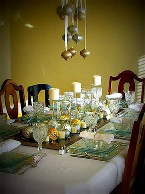 tablescape  dollar tree items entertaining