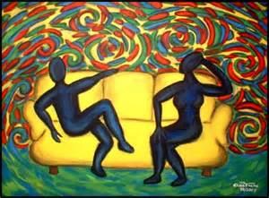 Sad Abstract Art Paintings