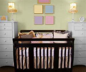 Top 10 baby nursery room colors and decorating ideas for Baby nursery ideas