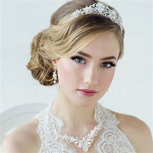 Different Style Latest Wedding Tiara Designs For Brides