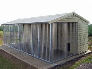 The maples dog kennel for Dog kennels for dogs