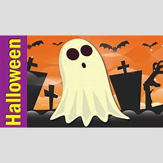 Learn Halloween Vocabulary #3  Video Flashcards  Kindergarten, Preschool & Esl  Fun Kids