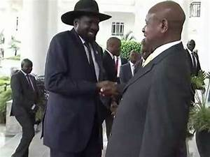 President Museveni meets conflicting South Sudanese ...