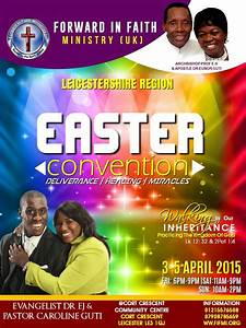 Easter With Evangelist Dr EJ | Forward in Faith Ministries ...