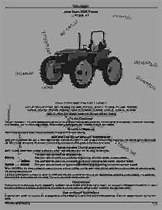 5525 Tractor  Introduction