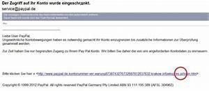 Paypal Falsche Email : oberschule ehrenfriedersdorf ~ Buech-reservation.com Haus und Dekorationen