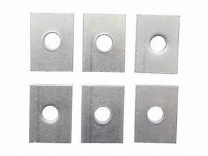 Rigid Bpk-38112-2rnd Block Plate Spacers