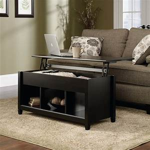 Three, Posts, Lamantia, Coffee, Table, With, Lift, Top, U0026, Reviews