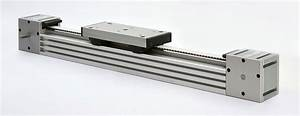 Dls Belt Driven Linear Actuator